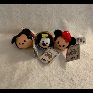 Tiny Disney Tsum Tsums - NEW WITH TAGS